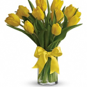 TulipsYellow